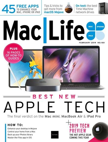 Mac | Life Cover - 2/1/2019