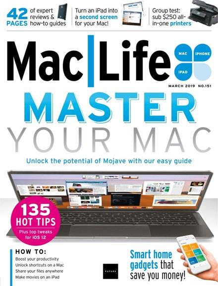 Mac | Life Cover - 3/1/2019