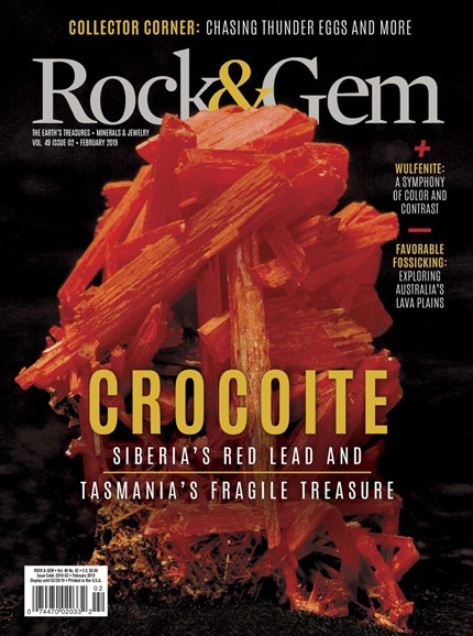 Rock & Gem Cover - 2/1/2019