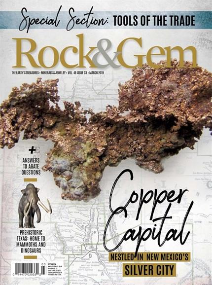 Rock & Gem Cover - 3/1/2019