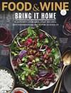 Food & Wine Magazine | 2/1/2019 Cover