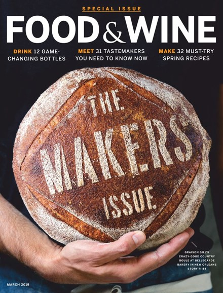 Food & Wine Cover - 3/1/2019