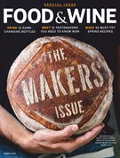 Food & Wine Magazine 3/1/2019