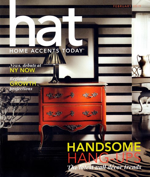 Home Accents Today Cover - 2/1/2019