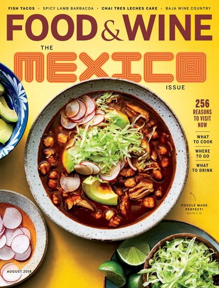 Food & Wine Cover - 8/1/2018
