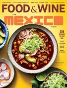 Food & Wine Magazine 8/1/2018
