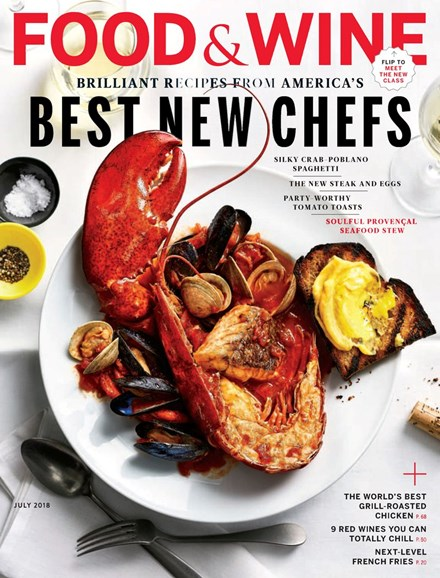 Food & Wine Cover - 7/1/2018