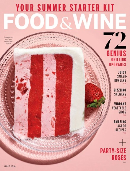 Food & Wine Cover - 6/1/2018