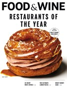 Food & Wine Magazine 5/1/2018
