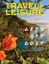 Travel and Leisure Magazine | 4/1/2019 Cover