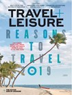 Travel and Leisure Magazine | 1/1/2019 Cover