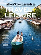 Travel and Leisure Magazine 9/1/2018