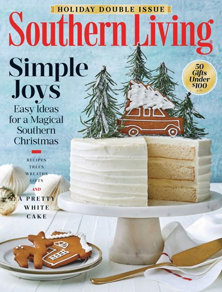 Southern Living Cover - 12/1/2018