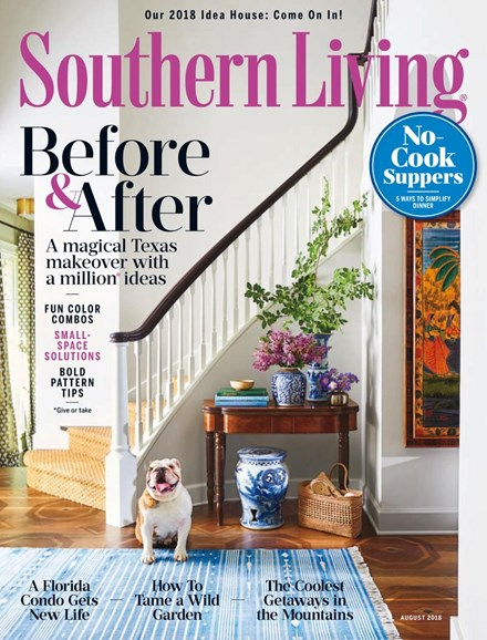 Southern Living Cover - 8/1/2018