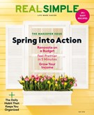 Real Simple Magazine 5/1/2018