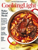 Cooking Light Magazine 9/1/2018