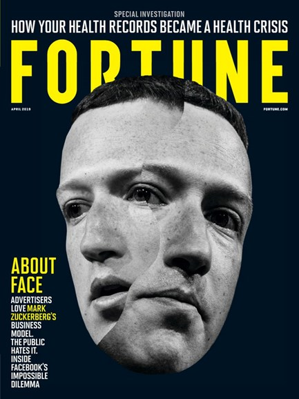 Fortune Cover - 4/1/2019