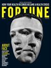 Fortune Magazine   4/1/2019 Cover