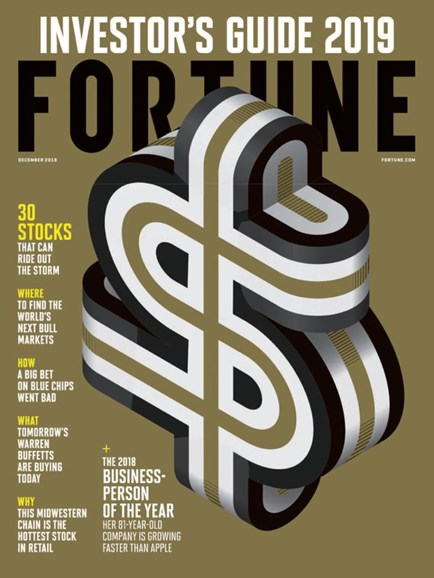 Fortune Cover - 12/1/2018