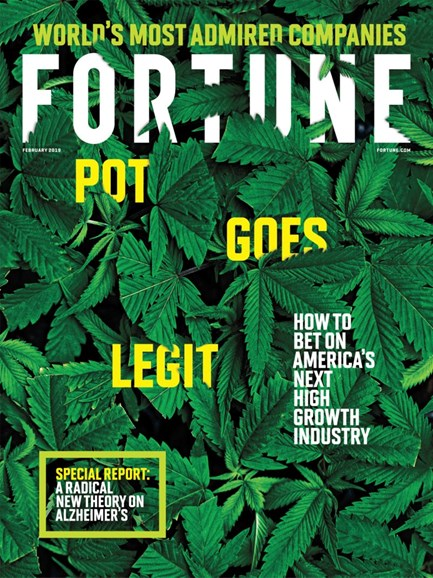 Fortune Cover - 2/1/2019