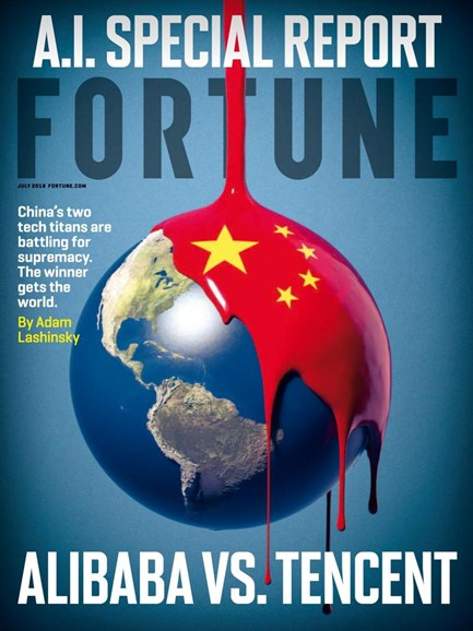 Fortune Cover - 7/1/2018