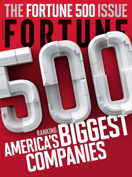 Fortune Cover - 6/1/2018