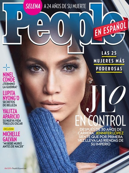 People En Español Cover - 4/1/2019