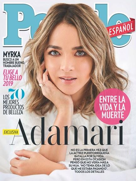 People En Español Cover - 3/1/2019