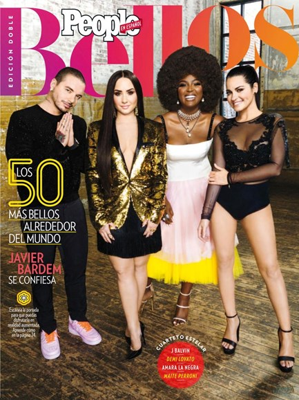 People En Español Cover - 6/1/2018
