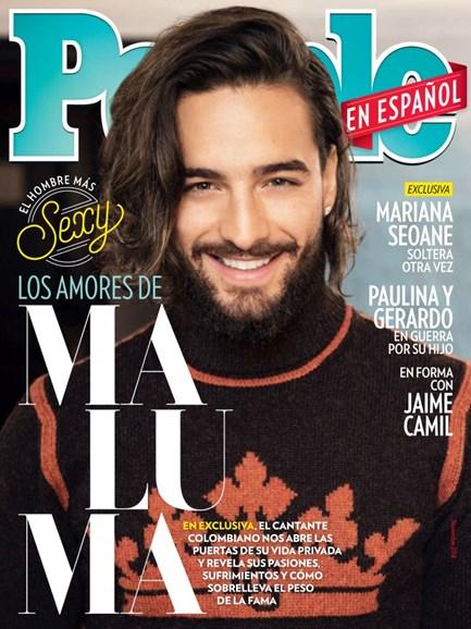 People En Español Cover - 11/1/2018