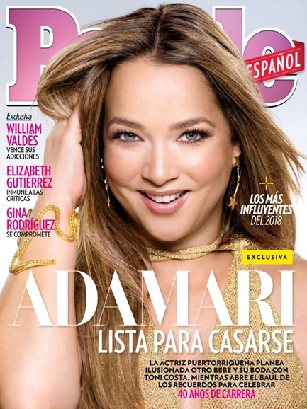 People En Español Cover - 10/1/2018