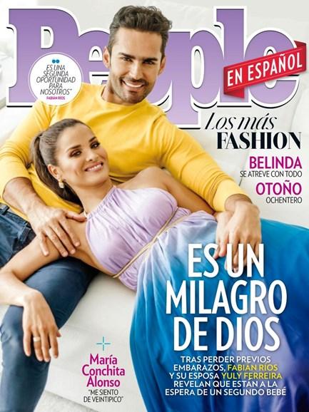 People En Español Cover - 9/1/2018