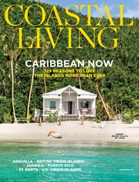 Coastal Living Magazine | 11/1/2018 Cover