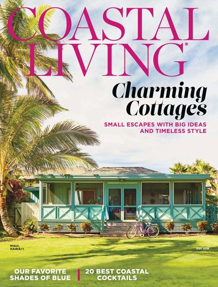 Coastal Living Cover - 5/1/2018