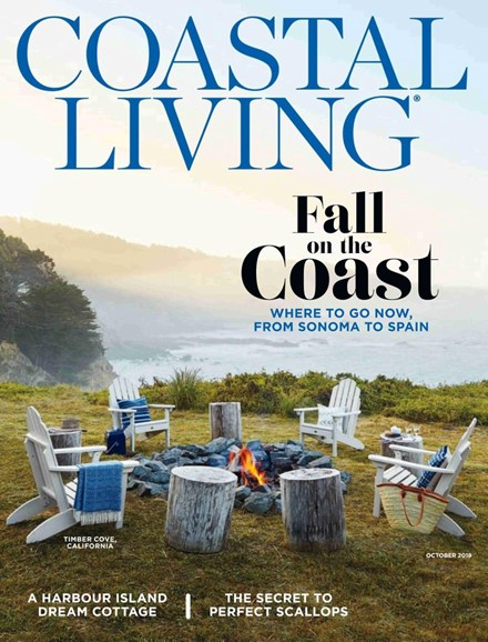 Coastal Living Cover - 10/1/2018