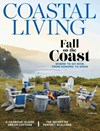 Coastal Living Magazine | 10/1/2018 Cover