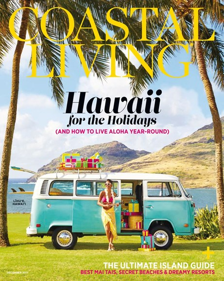 Coastal Living Cover - 12/1/2017