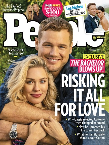 People Cover - 3/25/2019
