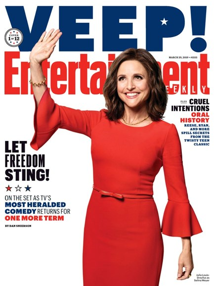 Entertainment Weekly Cover - 3/29/2019