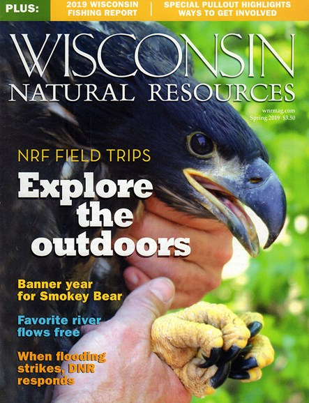 Wisconsin Natural Resources Cover - 3/1/2019