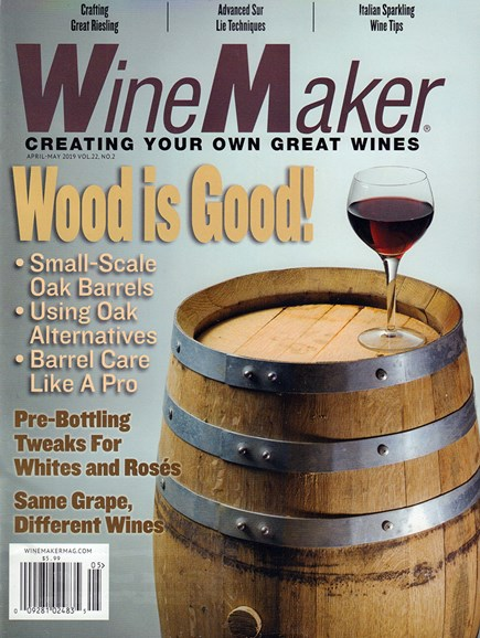 Winemaker Cover - 4/1/2019