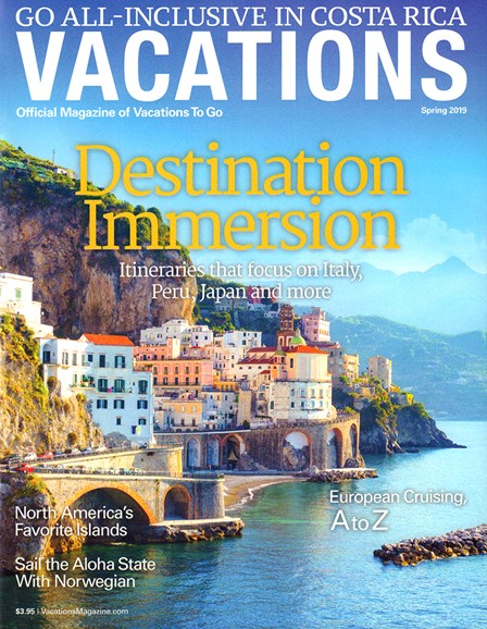 Vacations Cover - 3/1/2019