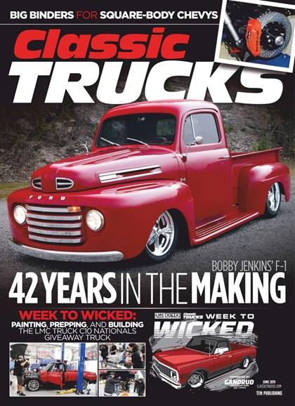 Classic Trucks Cover - 6/1/2019
