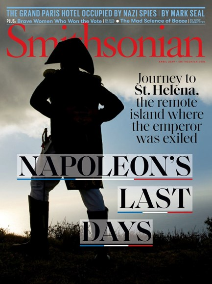 Smithsonian Cover - 4/1/2019