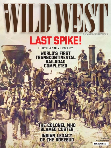 Wild West Cover - 6/1/2019