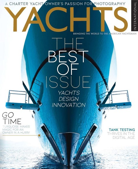 Yachts International Cover - 1/1/2019