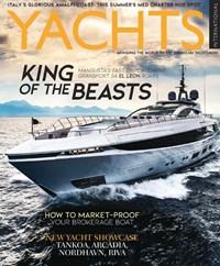 Yachts International Magazine   3/2019 Cover