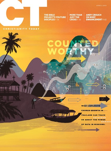 Christianity Today Cover - 4/1/2019