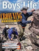 Boy's Life Magazine 4/1/2019