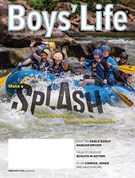 Boy's Life Magazine 2/1/2019